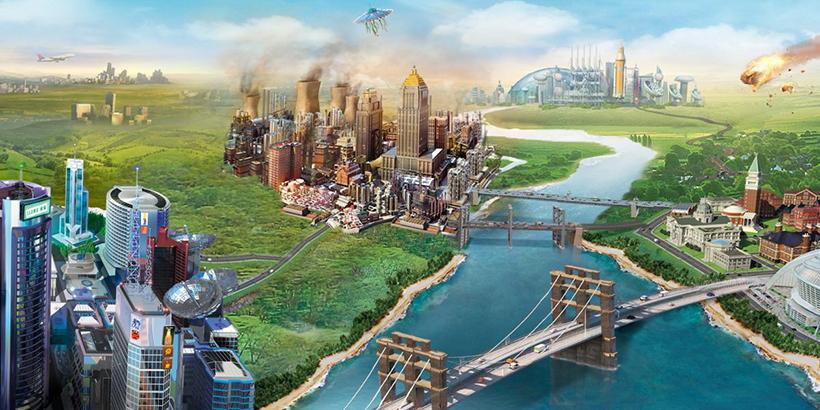 SimCity – 30 lat budowania wirtualnych miast