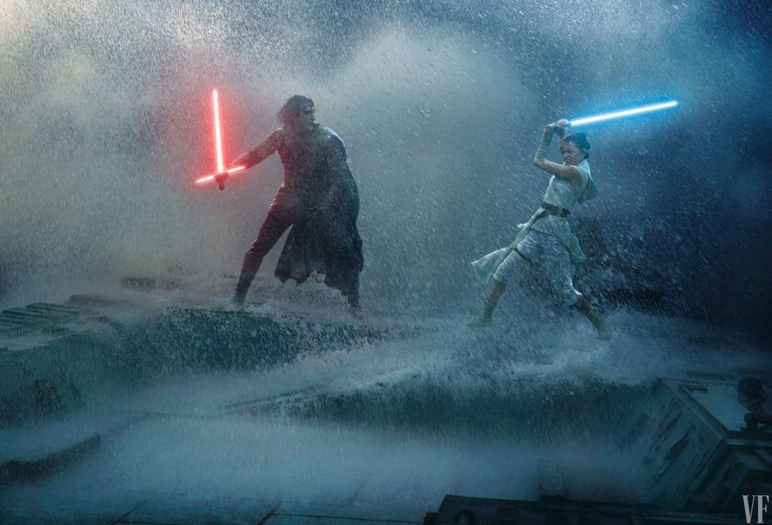 Gwiezdne Wojny: Skywalker. Odrodzenie - ostatnie ujęcie filmu stopi nam mózgi. Tak twierdzi Kevin Smith