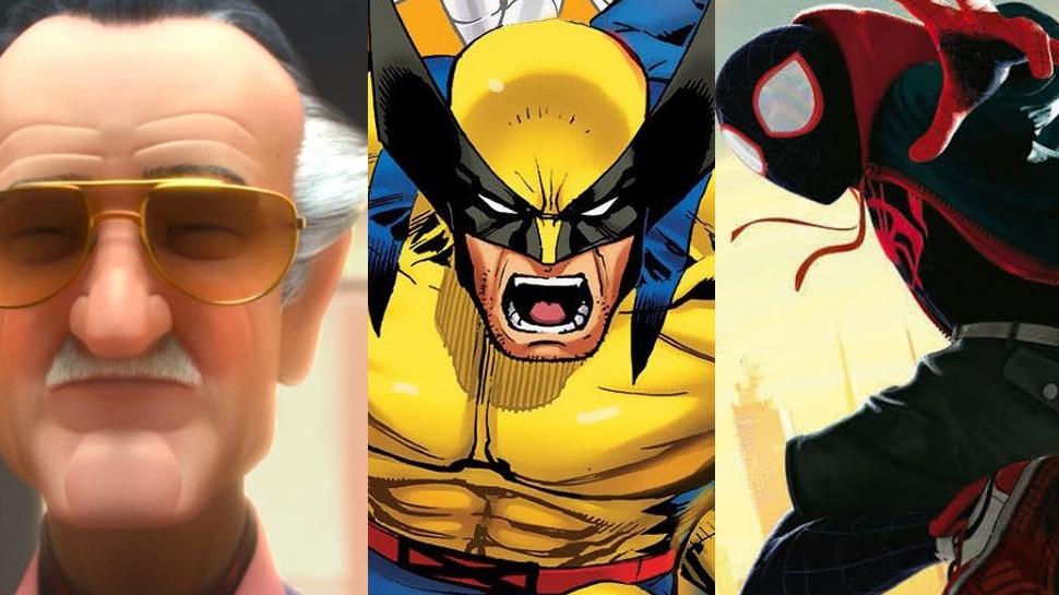 Animacje oparte na komiksach Marvela. Poznaj je wszystkie