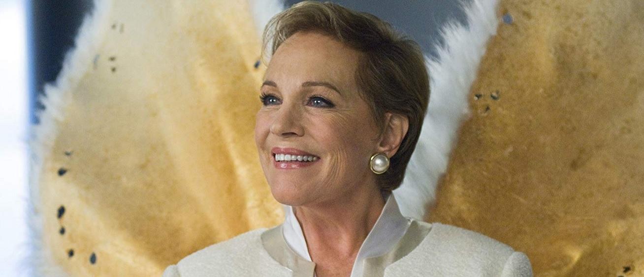 Julie Andrews zagra w kostiumowym serialu Shondy Rhimes