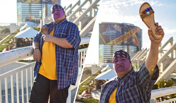 Thanos - Cosplay