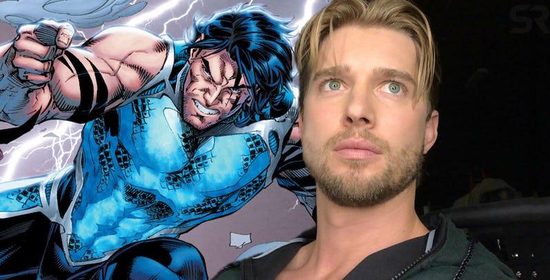 Titans - Drew Van Acker jako Aqualad w 2. sezonie serialu DC Universe