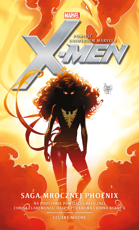 Saga Mrocznej Phoenix - okładka