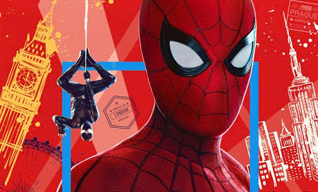 Spider-Man: Daleko od domu - aż 4 stroje Pajączka w nowym spocie