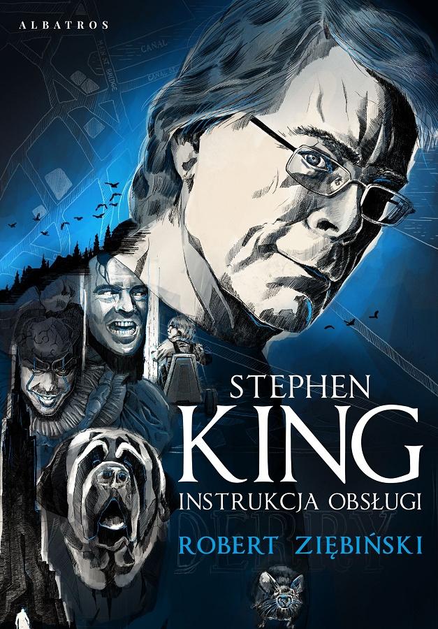 Stephen King. Instrukcja obsługi - okładka