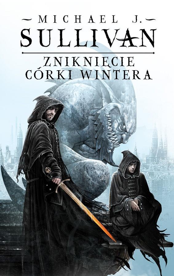 Zniknięcie córki Wintera - okładka
