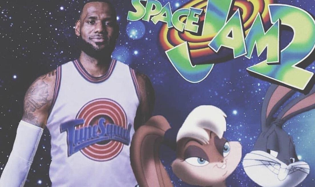 Kosmiczny mecz 2 - LeBron James ogłasza rozpoczęcie zdjęć do sequela