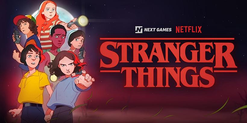 Stranger Things również jak Pokemon Go? Zapowiedziano grę mobilną [E3 2019]