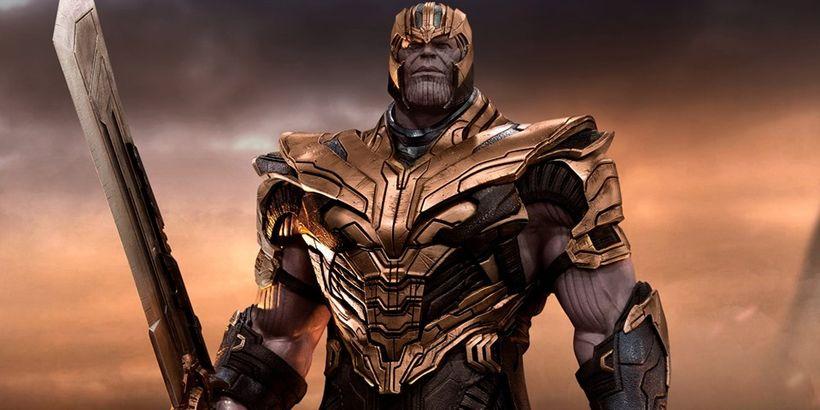 Avengers: Koniec gry - kapitalna figurka Thanosa. Gratka dla fanów