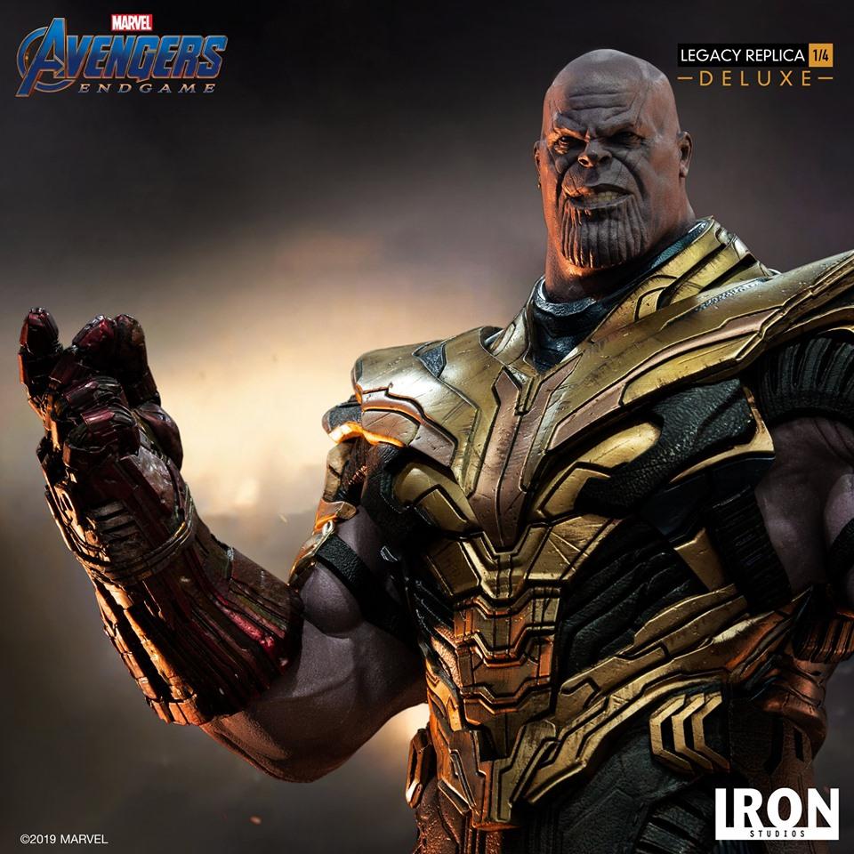 Thanos - figurka z filmu Avengers: Koniec gry