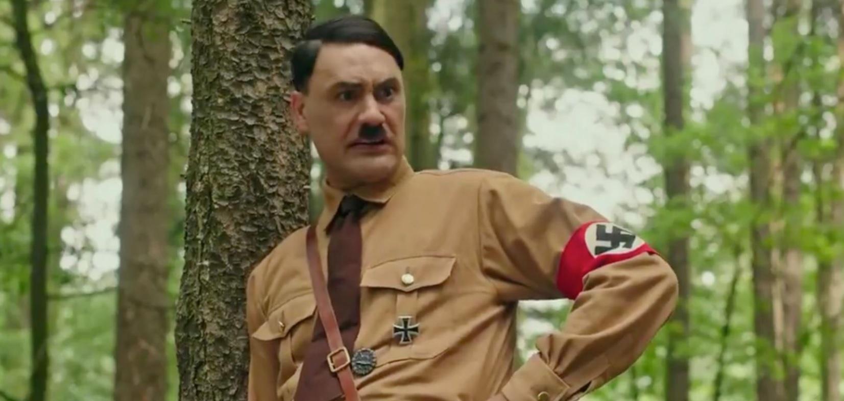 Jojo Rabbit - zwiastun nowego filmu. Taika Waititi jako Adolf Hitler