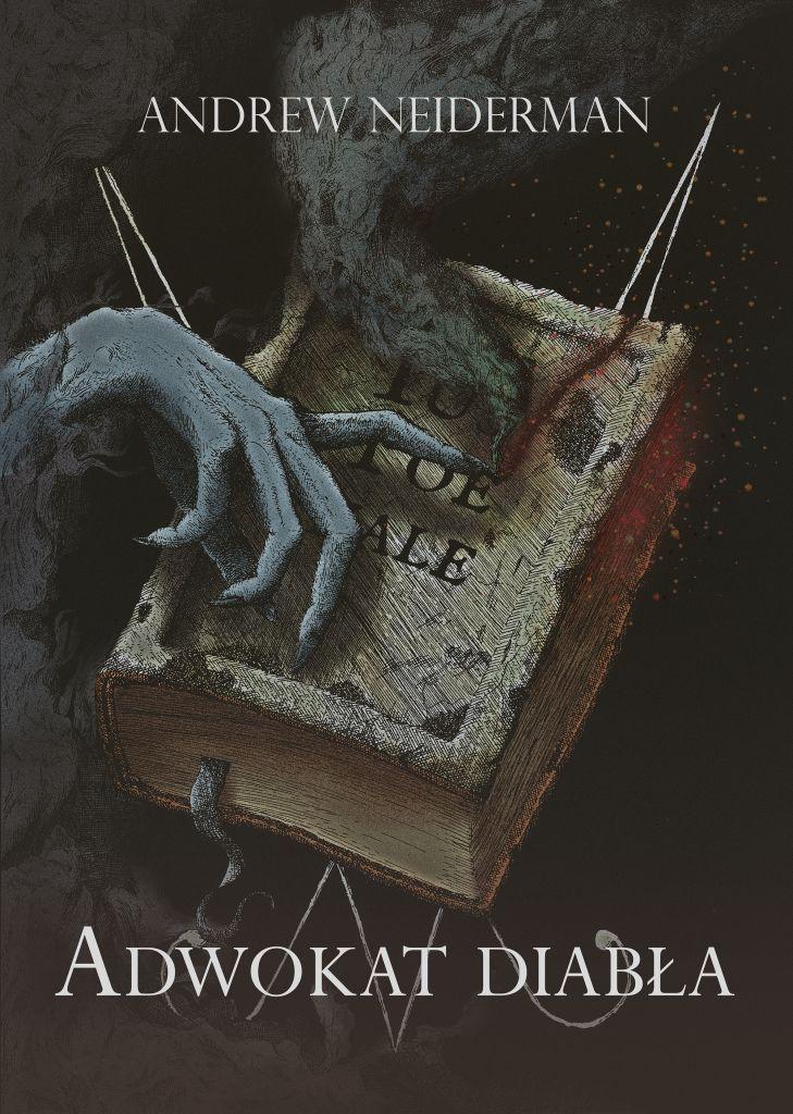 Adwokat diabła - okładka