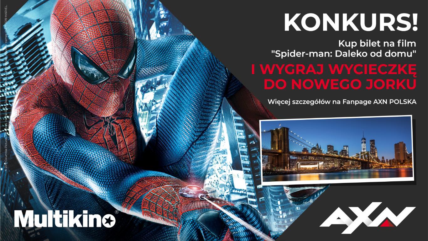 Lubisz Spider-Mana z MCU? Jest konkurs dla fanów!
