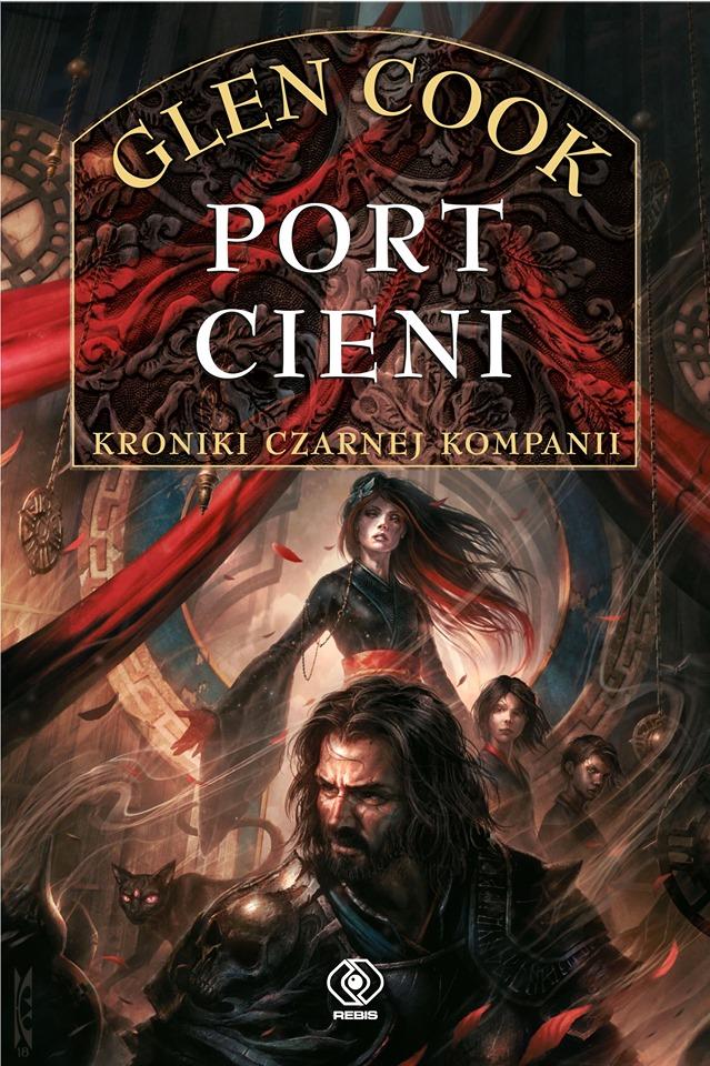 Port cieni - okładka