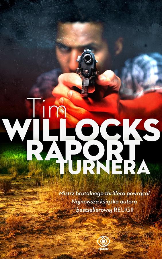 Raport Turnera - okładka