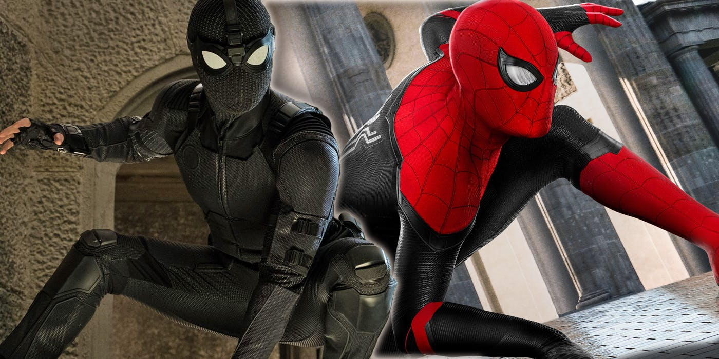 Spider-Man: Daleko od domu - Polka Anna B. Sheppard o kostiumach w filmie