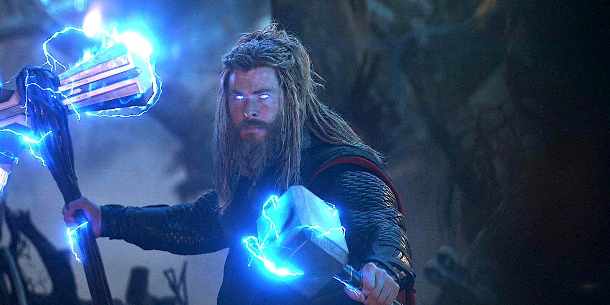 Thor: Love and Thunder - Natalie Portman jako Potężna Thor. Fanowska grafika