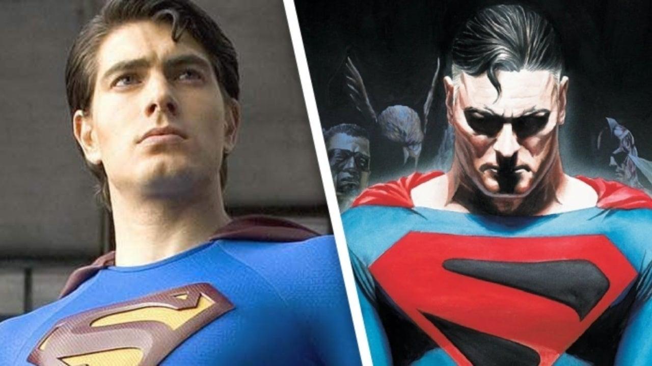 Crossover Arrowverse - co tu się wyprawia? Routh zagra tę wersję Supermana [SDCC 2019]