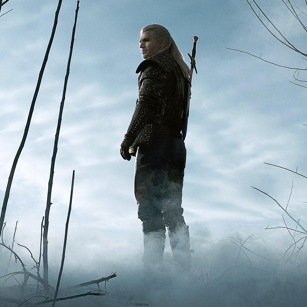 Wiedźmin - serial Netflixa - Geralt