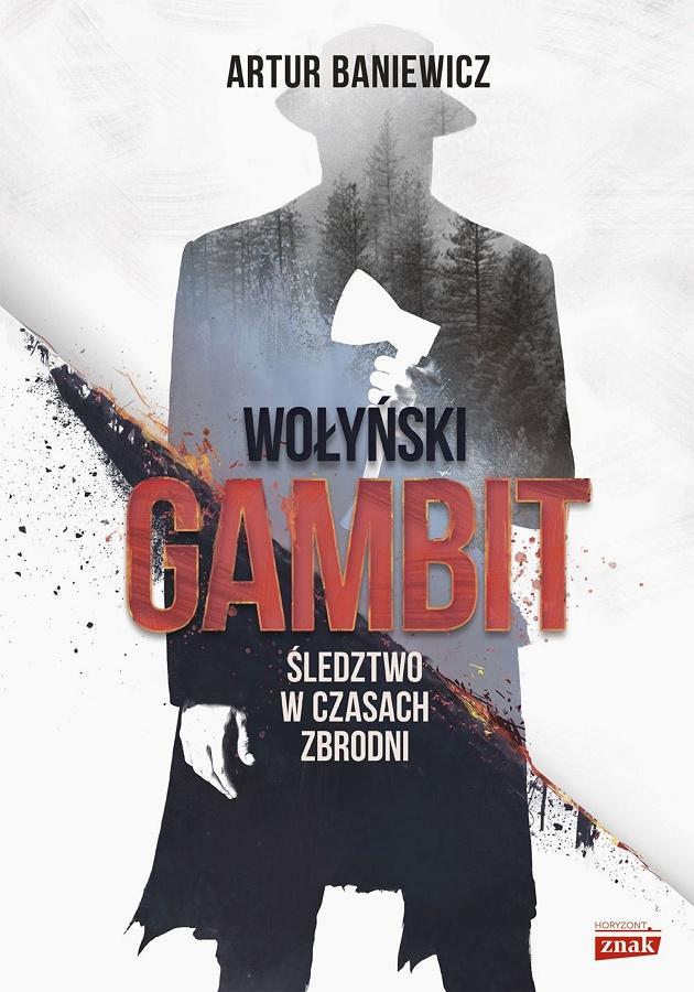 Wołyński gambit - okładka