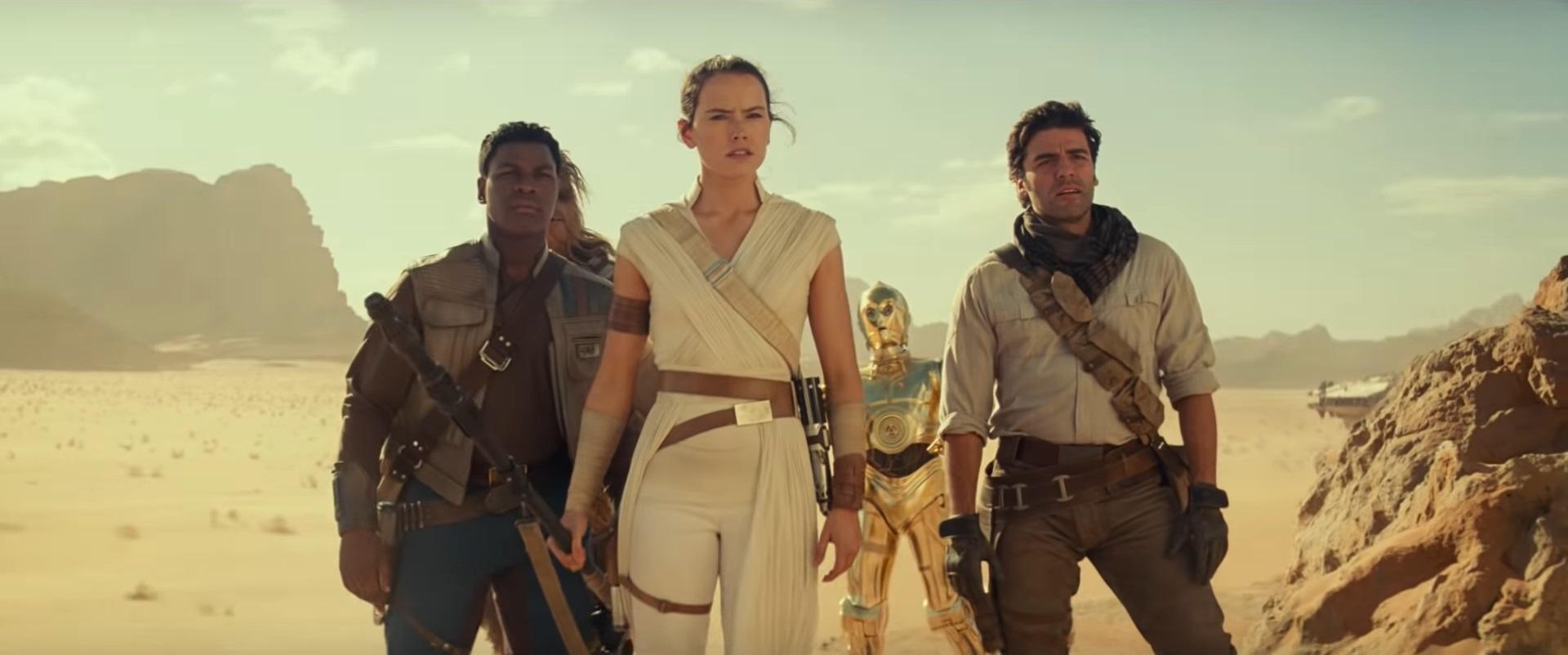 J.J. Abrams o Ostatnim Jedi. Czy film miał wpływ na finał Sagi?