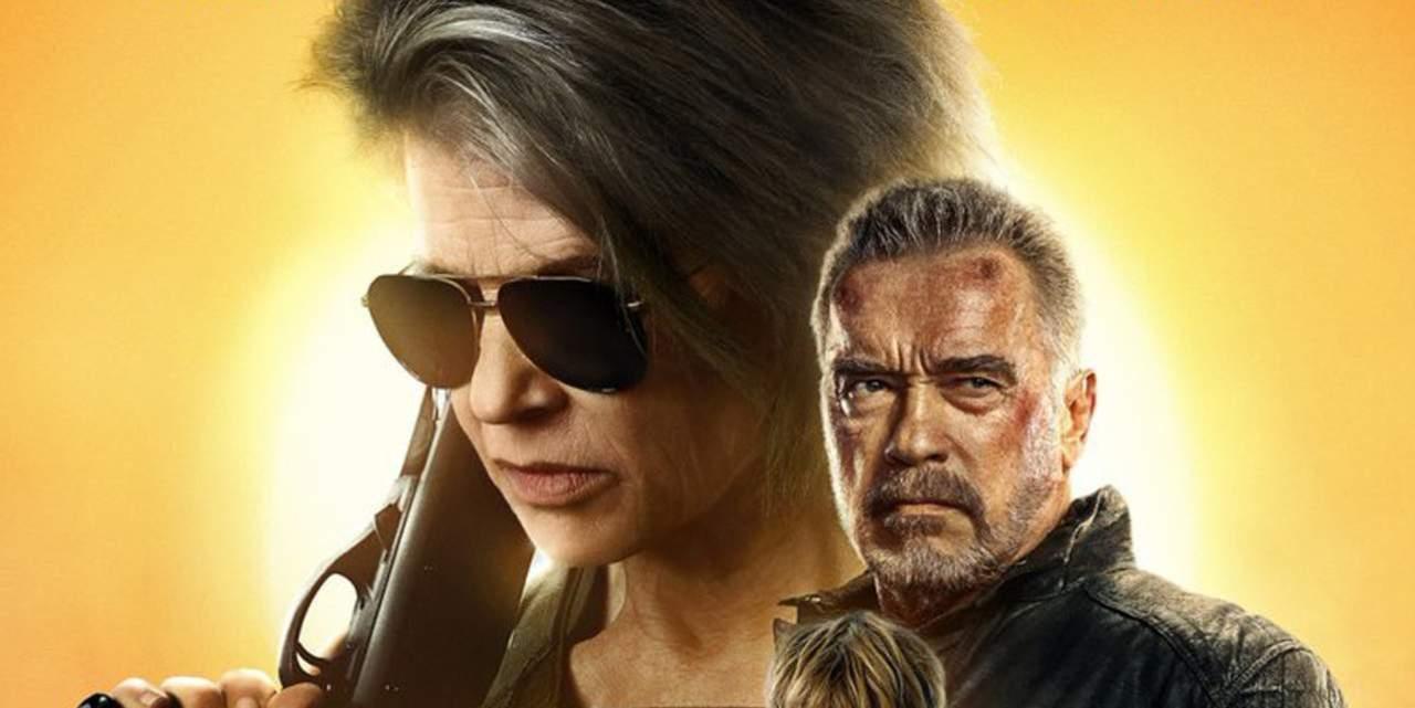 Terminator: Mroczne przeznaczenie - pełny zwiastun filmu. Efektowna akcja!
