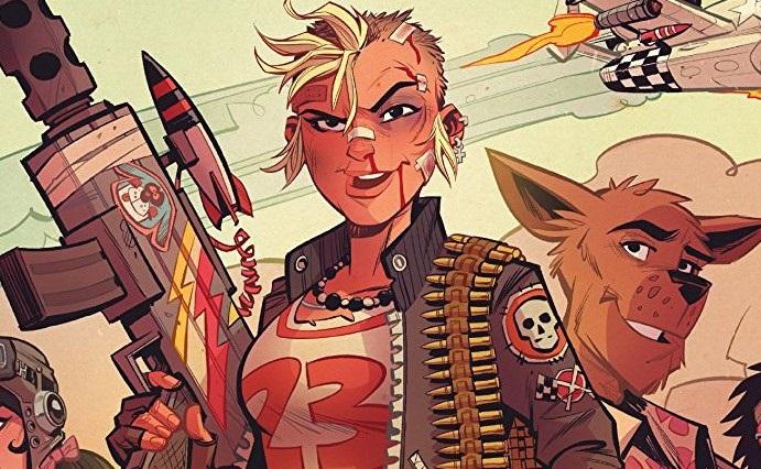 Harley Quinn zostanie Tank Girl? Firma Margot Robbie wykupiła prawa do filmu