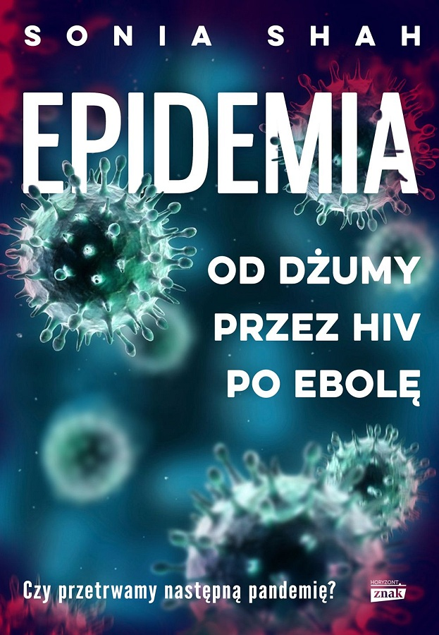 Epidemia - okładka