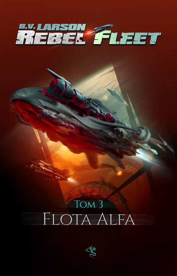 Flota Alfa - okładka
