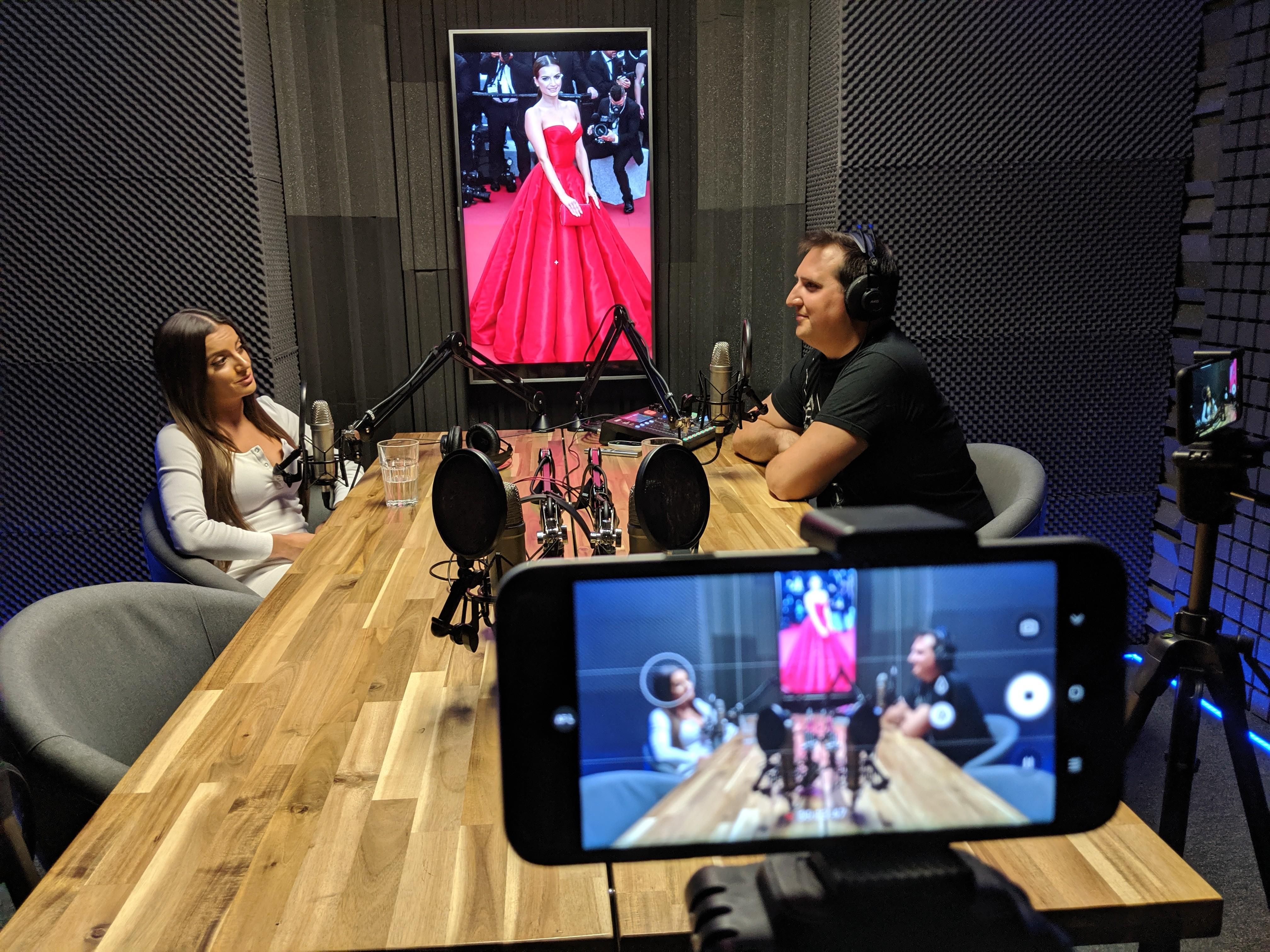 Nowy odcinek Podcast! Kamera! Akcja! z Natalią Janoszek