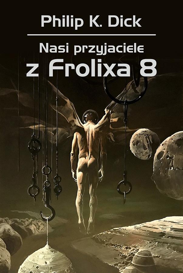 Nasi przyjaciele z Frolixa 8 - okładka