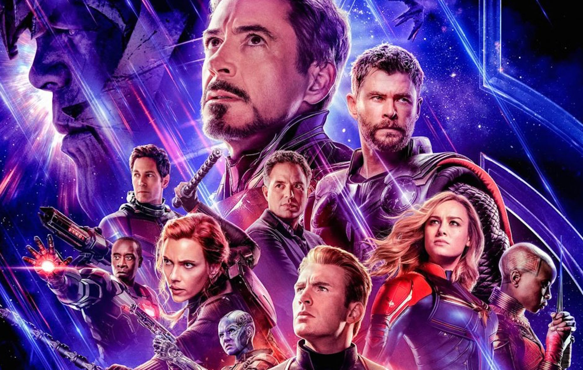 1. Avengers: Koniec gry - 310 696 756