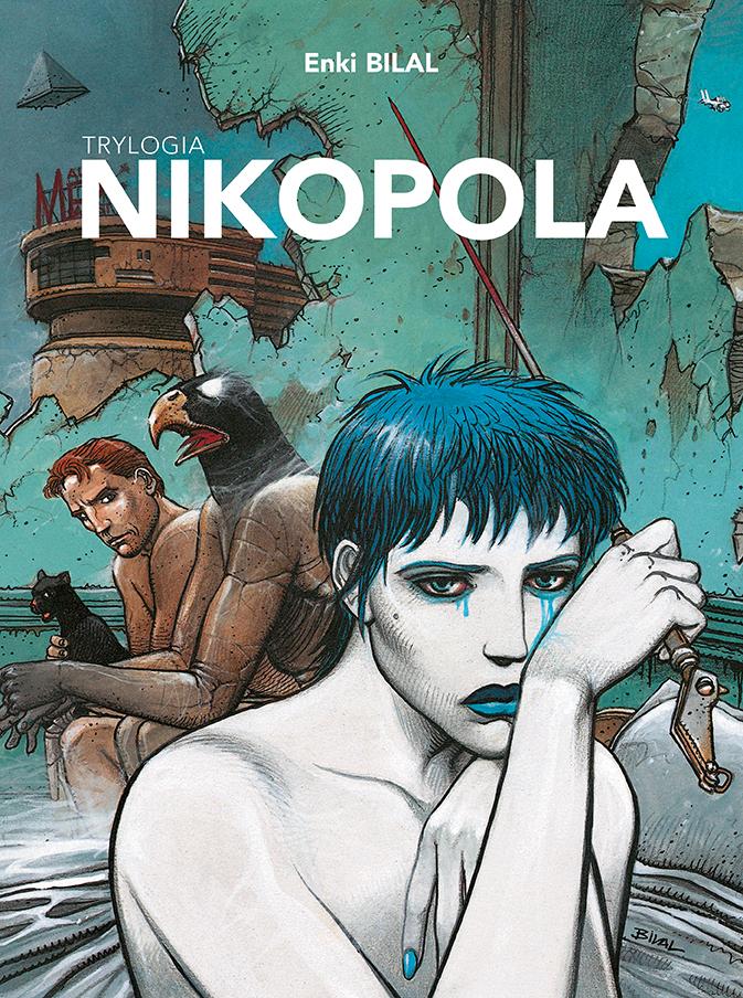 Trylogia Nikopola - okładka