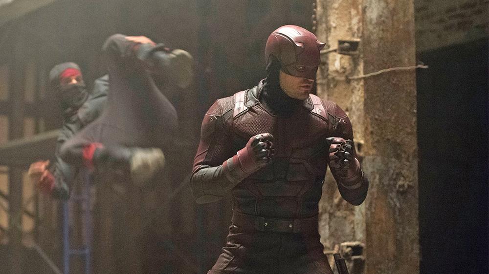 MCU - seriale Marvela jedynie od Marvel Studios?