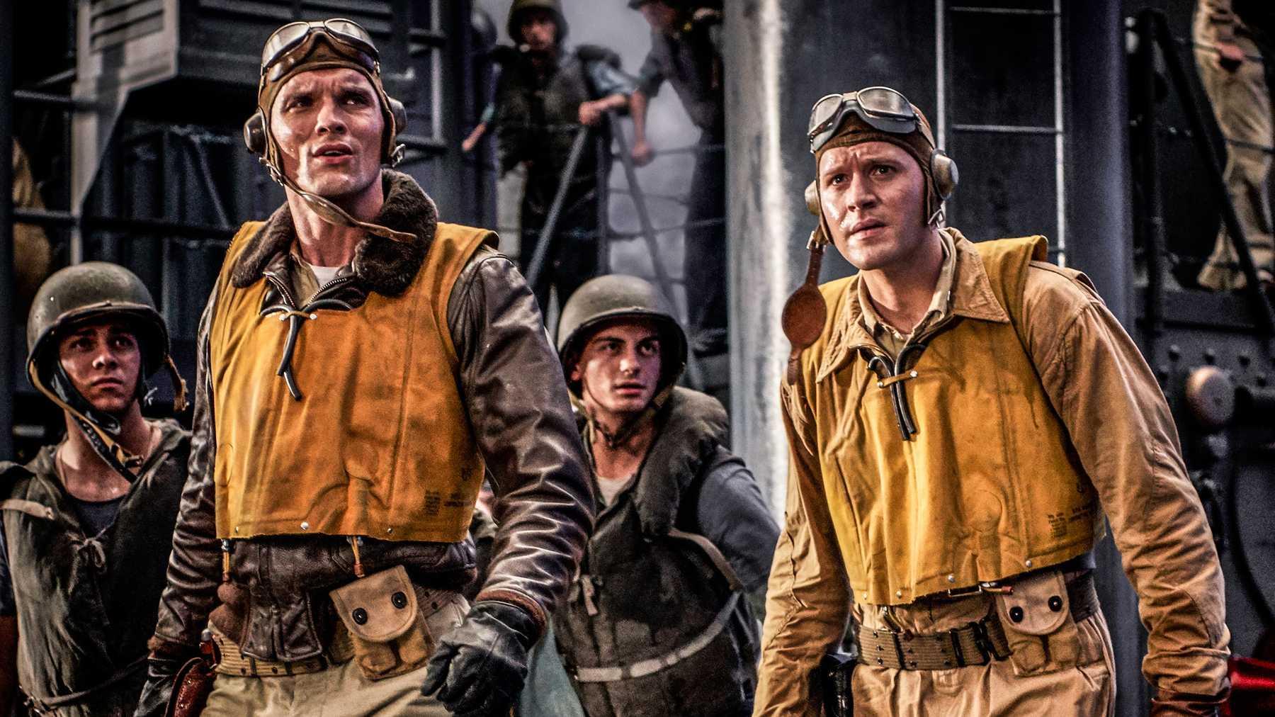 Midway - widowisko o II wojnie światowej. Nowe zdjęcia