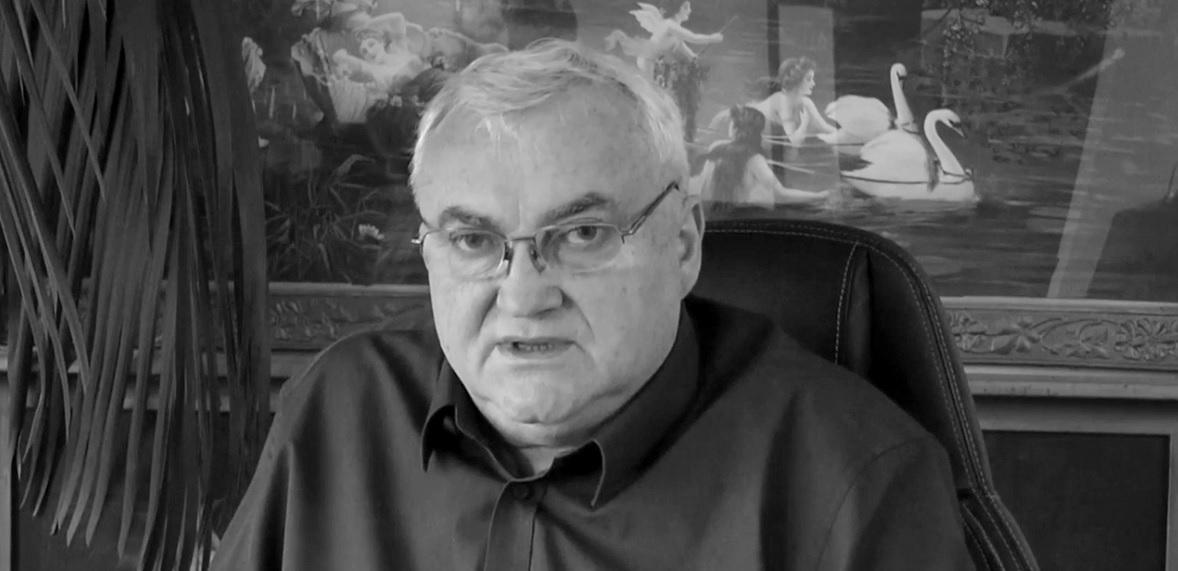 Janusz Kondratiuk nie żyje. Znakomity polski reżyser miał 76 lat