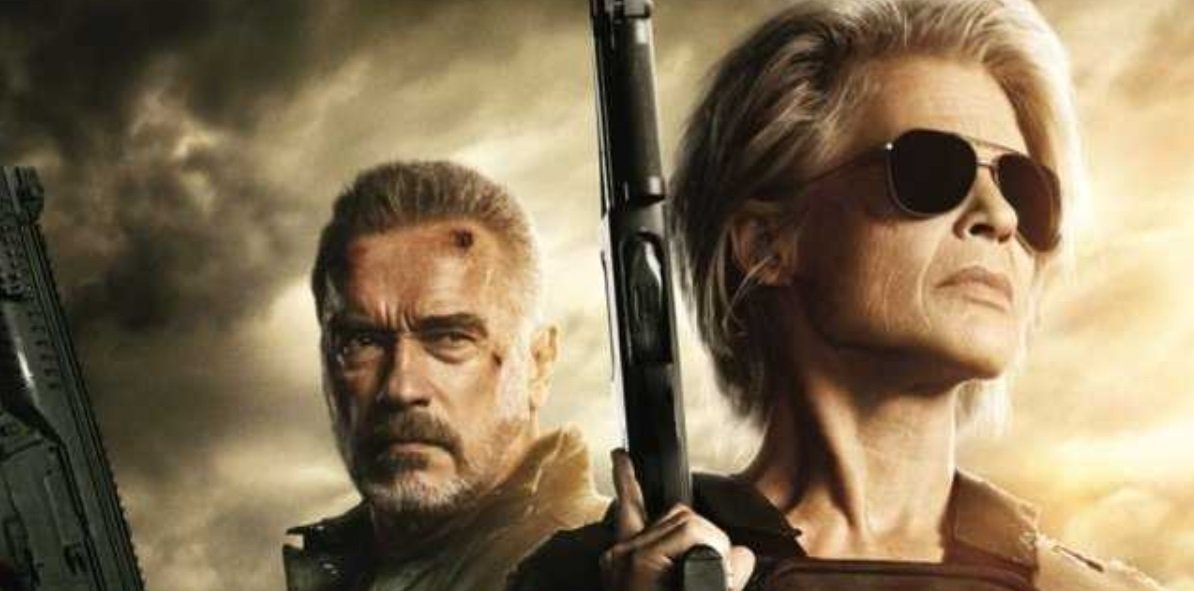 Terminator: Mroczne przeznaczenie - międzynarodowy zwiastun. Nowe sceny