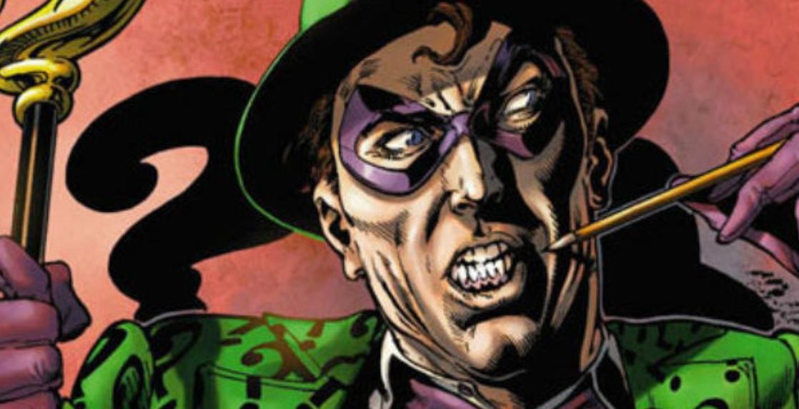 The Batman - Człowiek-Zagadka obsadzony! Kto zagra?