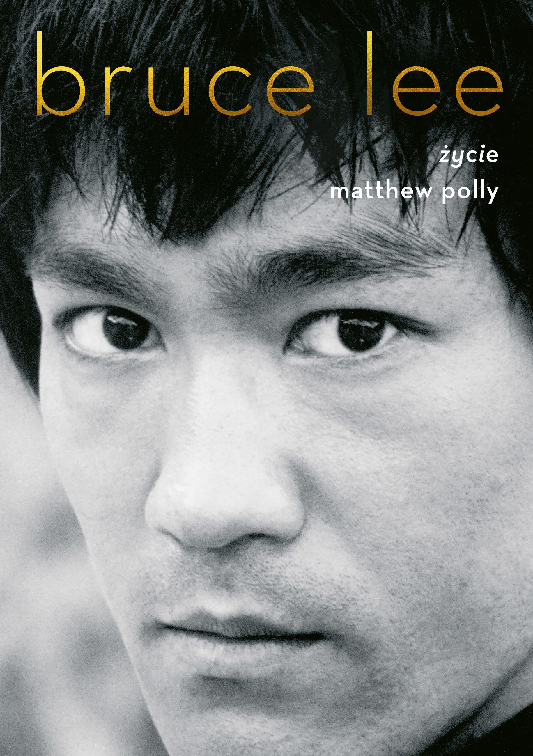 Bruce Lee Życie okładka