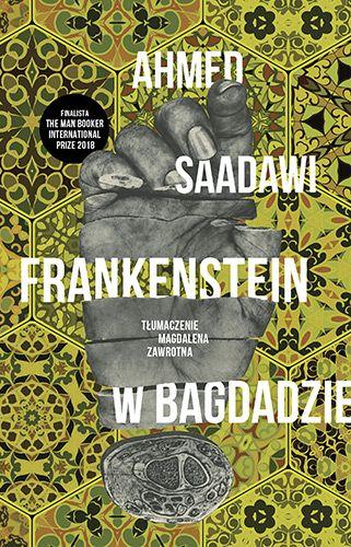 Frankenstein w Bagdadzie - okładka