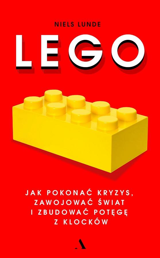 Lego - okładka