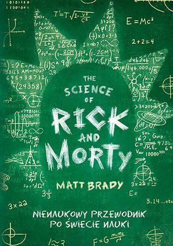 The Science of Rick and Morty - okładka