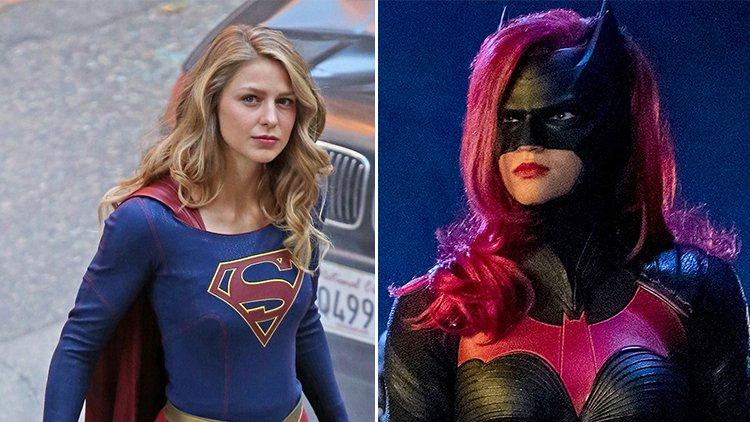 Supergirl walczy z pająkiem, nie myl Batwoman z Batmanem. Zwiastuny odcinków seriali