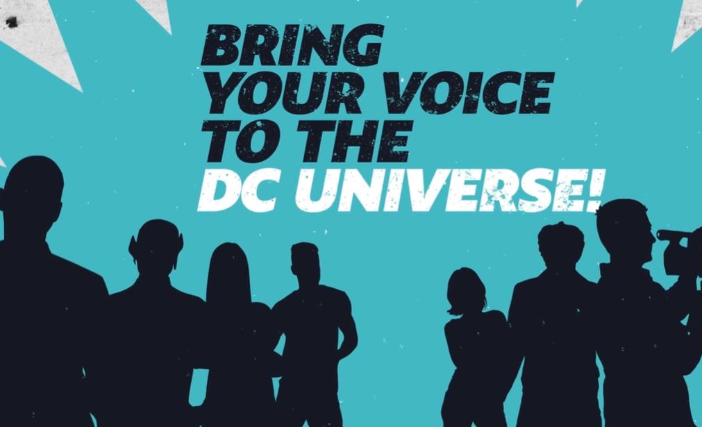 DC Universe należy do fanów. Platforma da możliwość stworzenia własnego serialu