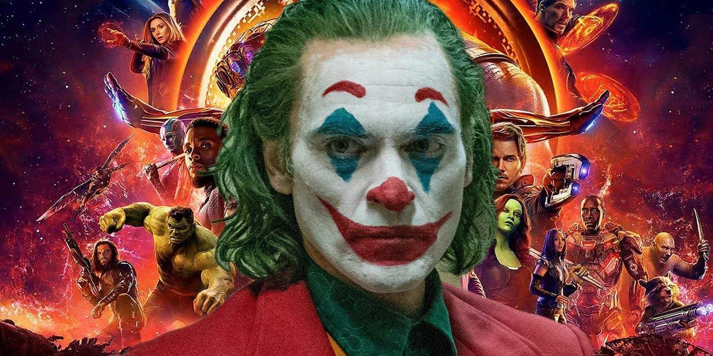 Joker - zysk filmu będzie porównywalny do Avengers: Wojny bez granic