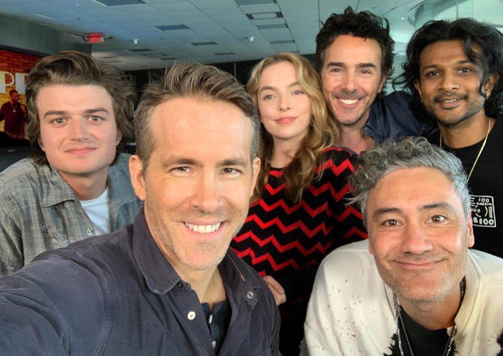 Free Guy - Ryan Reynolds i Taika Waititi znów razem. Śmieją się z Green Lantern