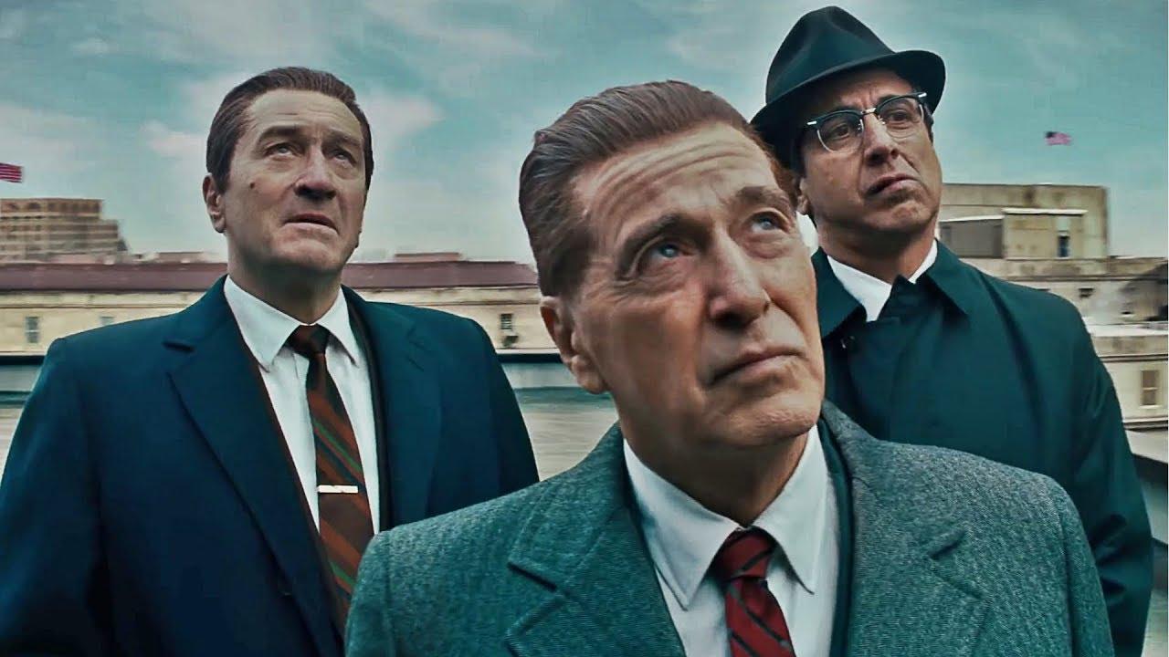 Netflix: film prezentuje kulisy odmładzania aktorów w Irlandczyku