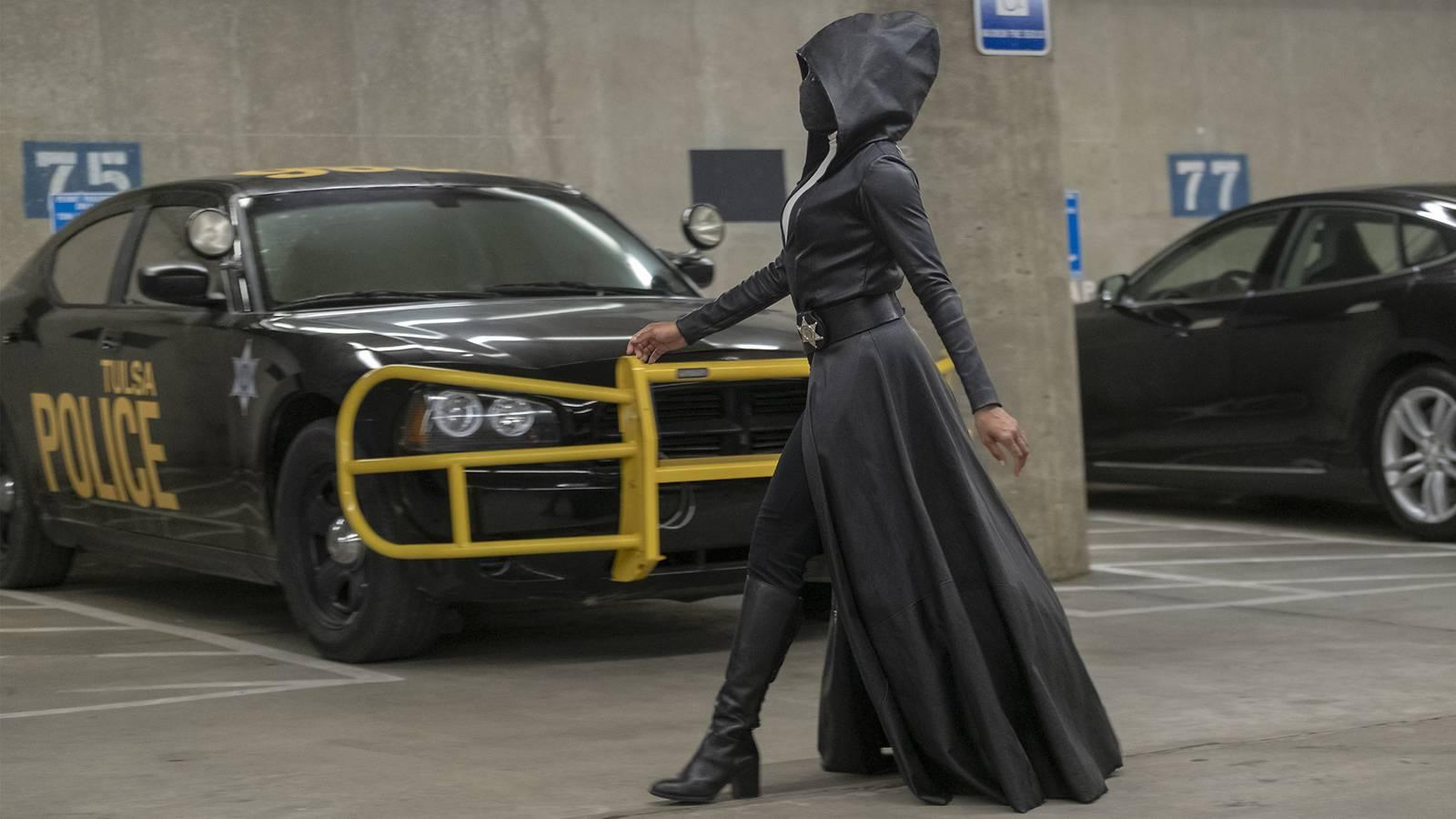 Watchmen - co w kolejnym odcinku serialu? [WIDEO]