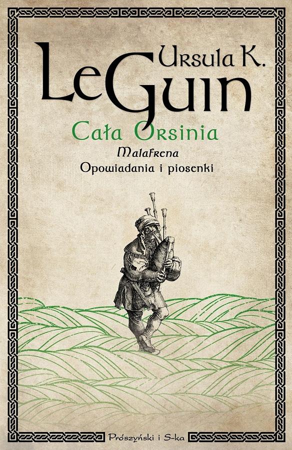 Cała Orsinia okładka