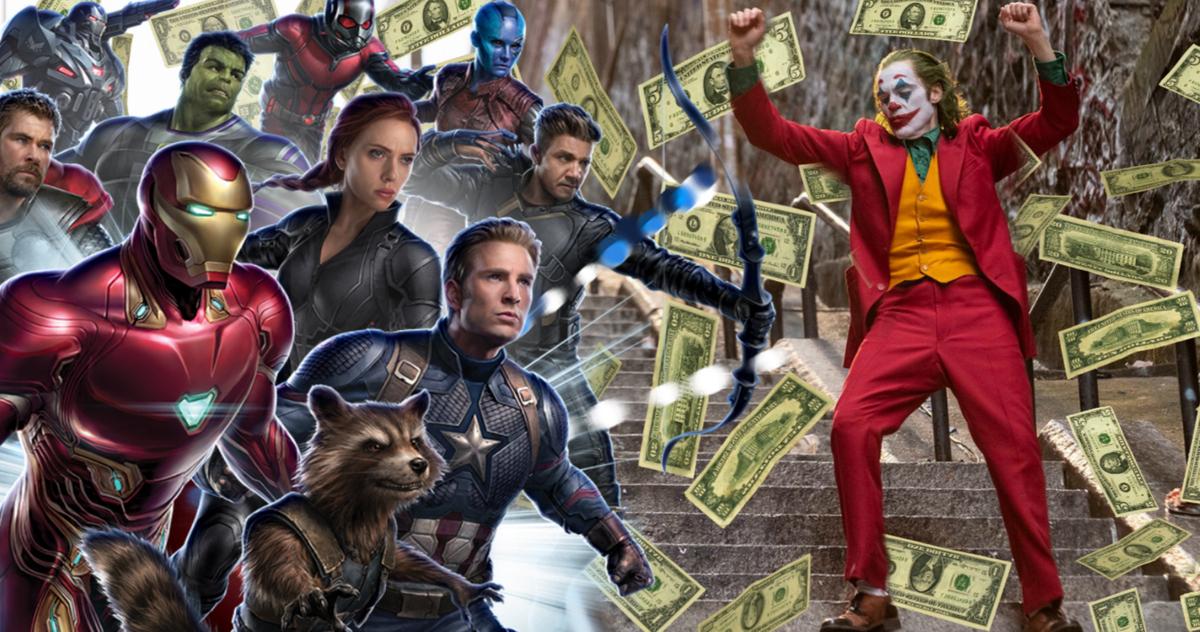 Joker pokonał w Polsce Avengers: Endgame! Najpopularniejszy film komiksowy po 1989 roku